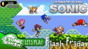 Play Ultimate Flash Sonic