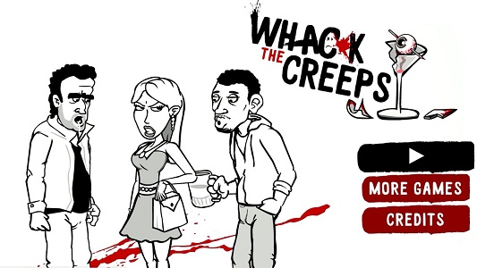 Play Whack the Creeps