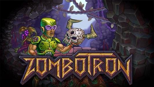 Play Zombotron 4