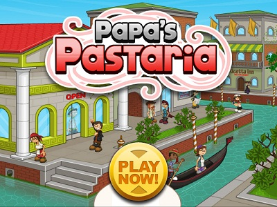 Play Paps's pastaria