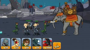 Play Age of War 2