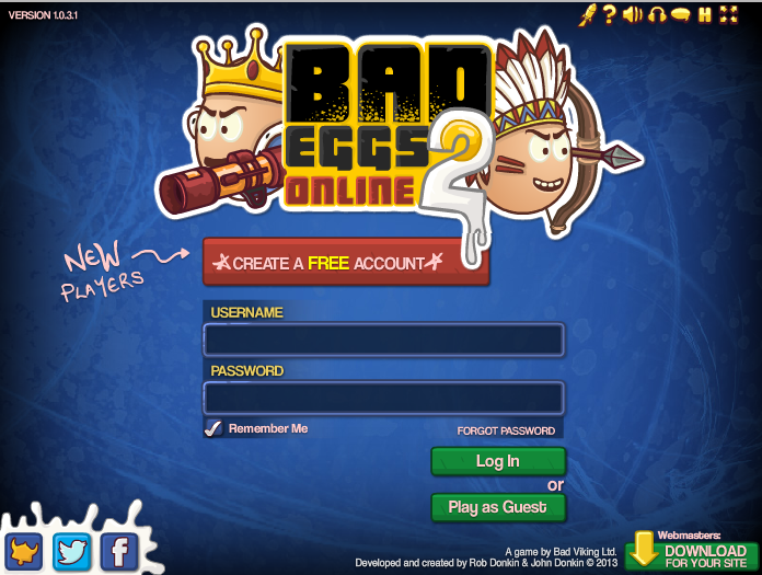 Play Bad Eggs 2