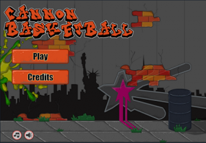 Play Cannon Basketball