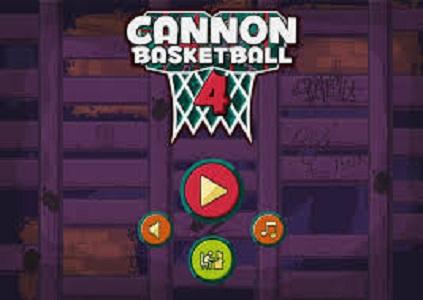 Play Cannon Basketball 4