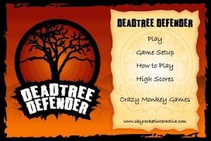 Play Dead Tree Defender