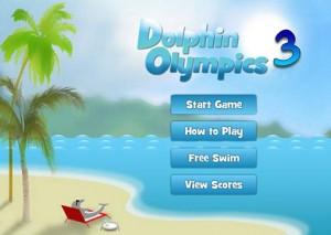 Play Dolphin Olympics 3