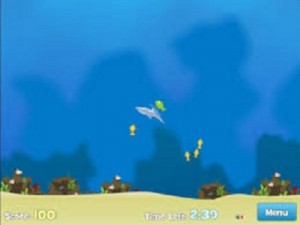 Play Dolphin Olympics 4