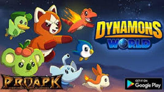 Play Dynamons 3