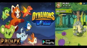 Play Dynamons World