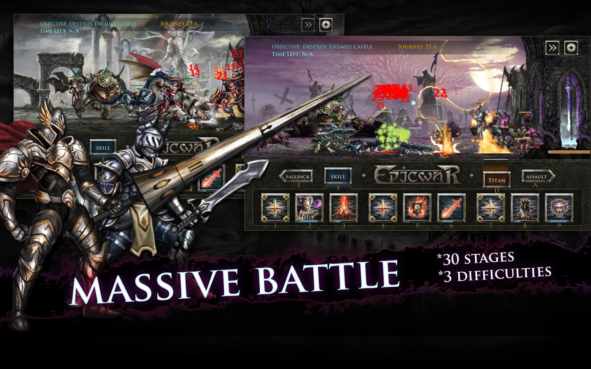 Play Epic War 6