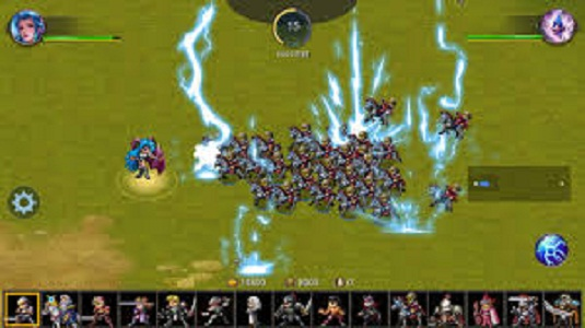 Play Miragine War