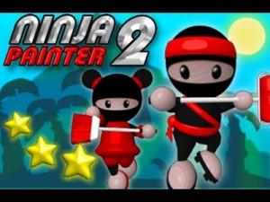 Play Ninja Painter 2