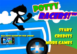 Play Potty Racers