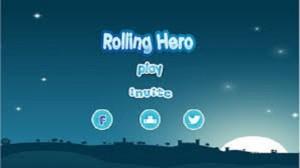 Play Rolling Hero