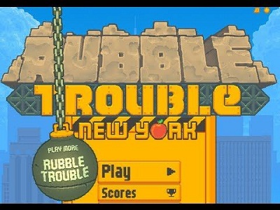 Play Rubble Trouble New York