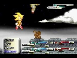 Play Sonic RPG 8