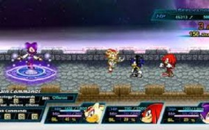 Play Sonic RPG 9