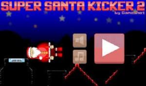 Play Super Santa Kicker 2