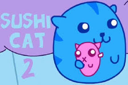 Play Sushi Cat 2