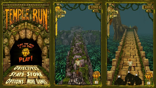 Play Temple Run