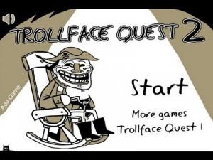 Play Trollface Quest 2