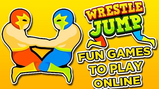 Play Wrestle Jump