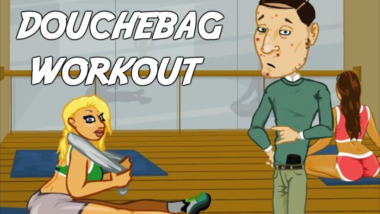 Play Douchebag Workout