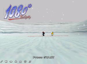 Play 1080 Snowboarding
