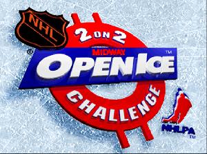 Play 2 On 2 Open Ice Challenge (Arcade)