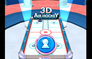 Play 3D Air Hockey