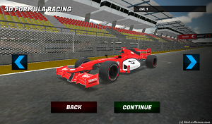 Play 3D Formula Racing