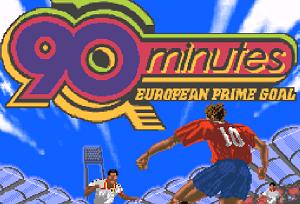 Play 90 Minutes – European Prime Goal