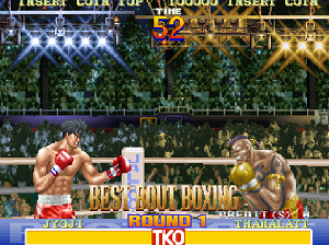 Play Best Bout Boxing (Arcade)