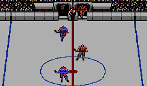 Play Blades of Steel