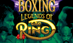 Play Boxing Legends of the Ring