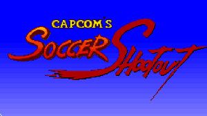 Play Capcom's Soccer Shootout