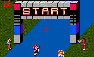 Play Enduro Racer (SMS)