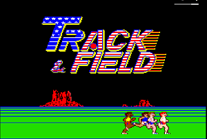 Play Hyper Olympic aka Track & Field