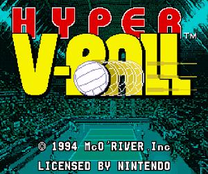 Play Hyper V-Ball
