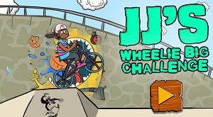 Play JJ's Wheelie Big Challenge