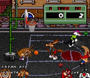 Play Looney Tunes B-Ball