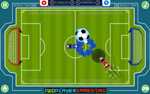 Play Minicars Soccer