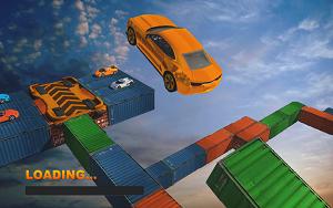 Play Ramp Car Stunts Racing Impossible Tracks 3D