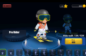 Play Snowcross Stunts X3M
