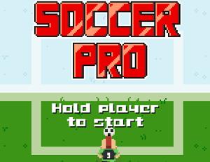 Play Soccer Pro