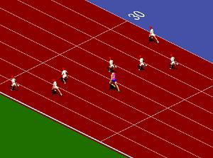 Play Sprinter 100 Meter