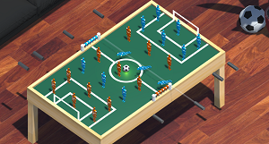 Play Super Foosball
