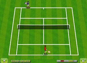 Play Tennis Star