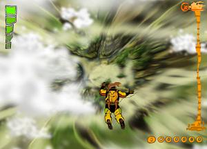 The Jumper: Sky-Diver