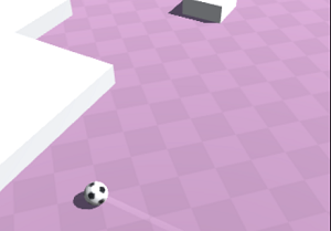 Play Tricky Kick: Dribblers